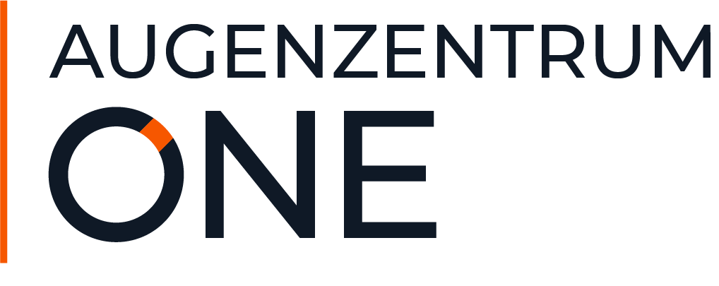 Augenzentrum.ONE Logo